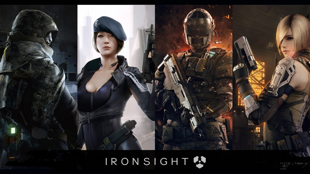 ОБТ IronSight