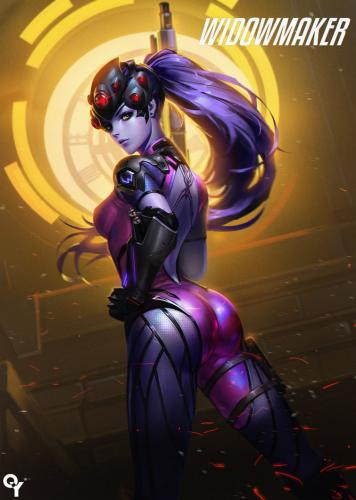 widowmaker by liang xing-da5bnn5