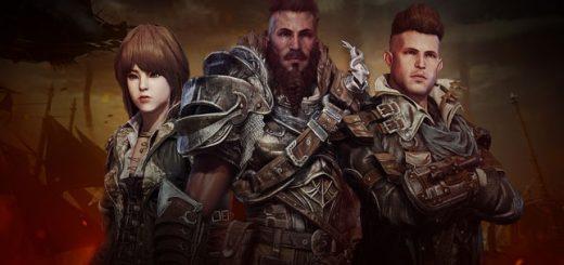 A:IR. Warlord, Assassin, & Gunslinger.